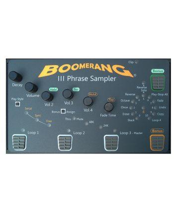 Boomerang Phrase Sampler 3
